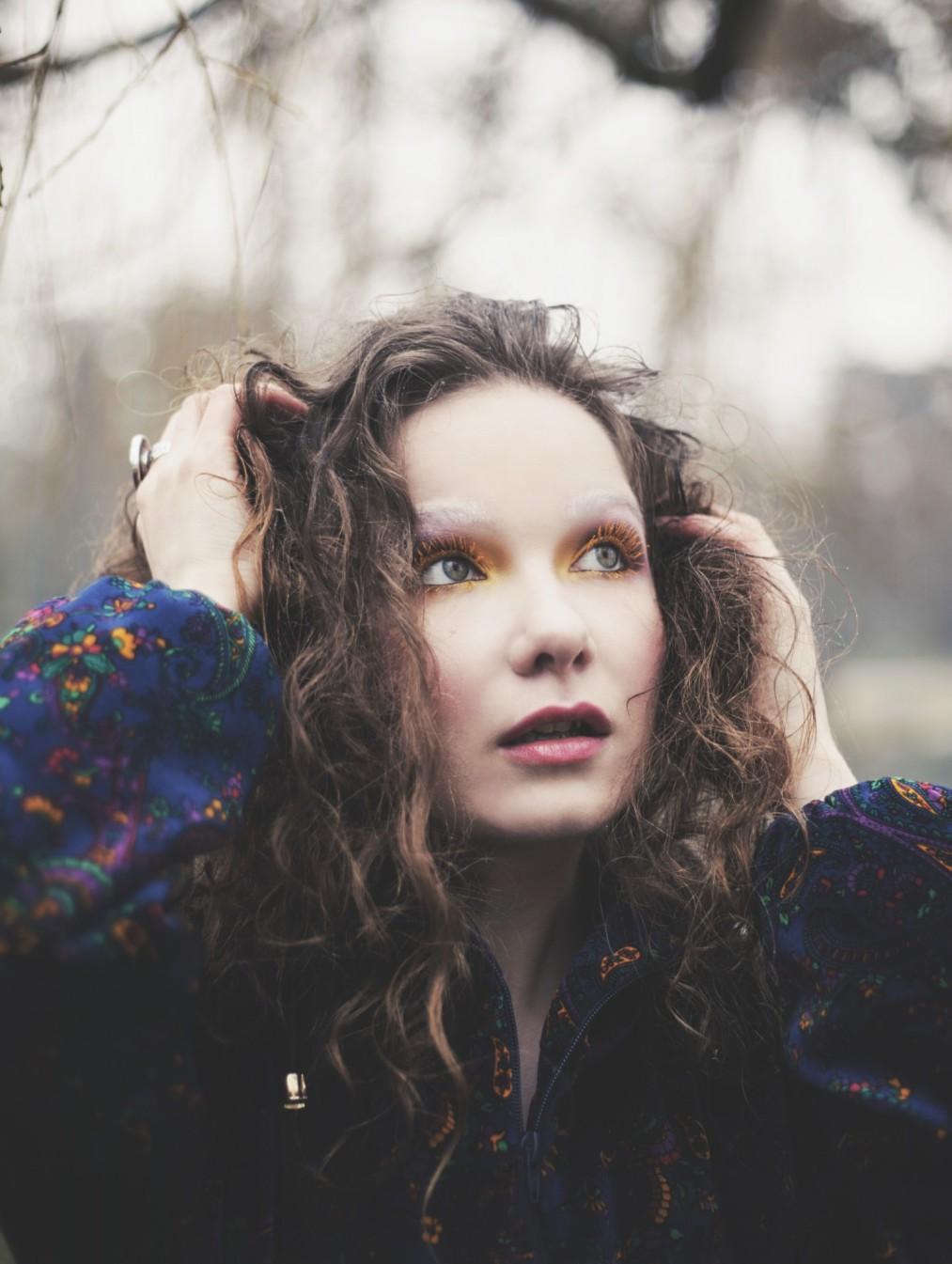 Maquillage Anna par Nidia